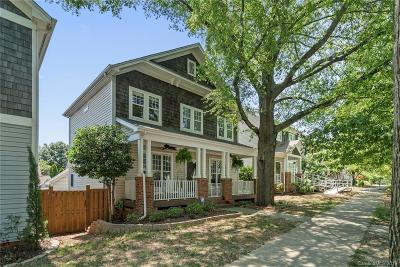 First Ward Single Family Home For Sale: 720 E 8th Street