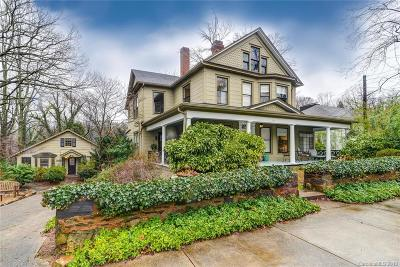Tryon Single Family Home For Sale: 145 and 135 Melrose Avenue