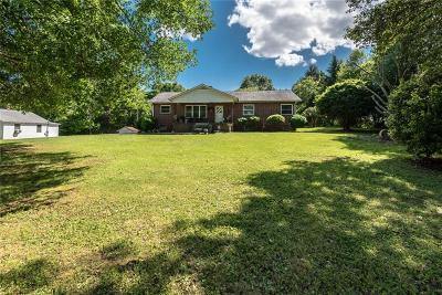 Newton Single Family Home For Sale: 2087 Startown Road