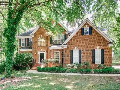 Matthews Single Family Home For Sale: 3417 Weddington Oaks Drive