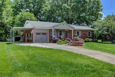Rowan County Single Family Home For Sale: 614 Lake Drive