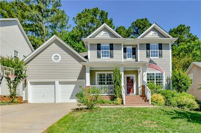 Single Family Home For Sale: 15226 Wedgewood Commons Drive