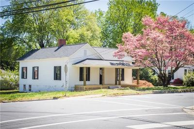 Mooresville Single Family Home Under Contract-Show: 167 McNeely Avenue