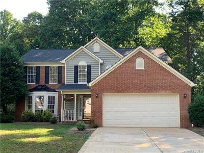 Single Family Home For Sale: 8903 Sutherland Drive