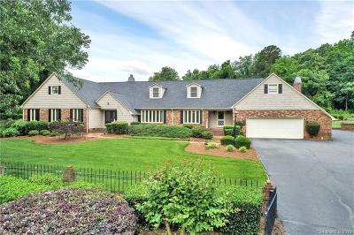 Gastonia Single Family Home For Sale: 3000 Courtland Drive