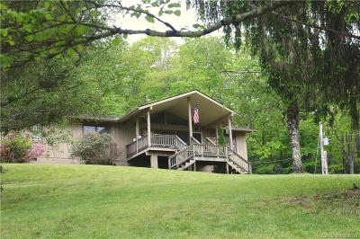 Transylvania County Single Family Home For Sale: 2559 Slick Fisher Road