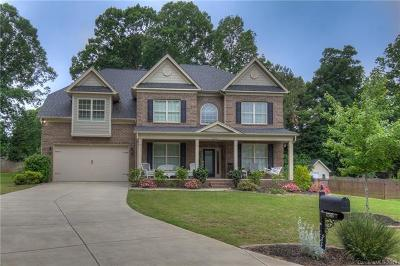 Matthews Single Family Home For Sale: 12505 Hashanli Place