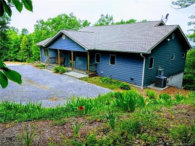 McDowell County Single Family Home For Sale: 183 Scenic View Court #145