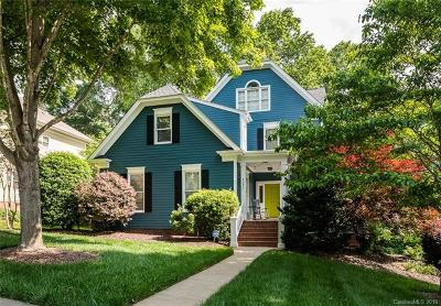 Davidson Single Family Home For Sale: 337 Ashby Drive