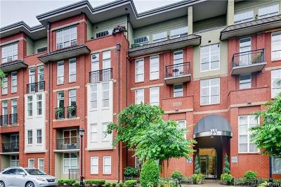 Dilworth Condo/Townhouse For Sale: 1320 Fillmore Avenue #401