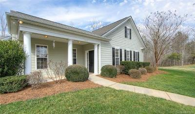 Pineville Single Family Home Under Contract-Show: 13016 Park Crescent Circle