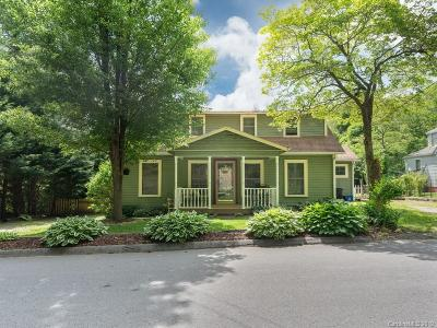 Black Mountain Single Family Home For Sale: 11 Moore Circle