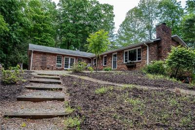 Madison County Single Family Home For Sale: 4589 Meadows Town Road