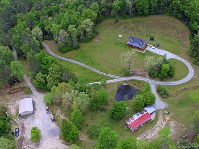 Transylvania County Single Family Home For Sale: 315 Garren Creek Road