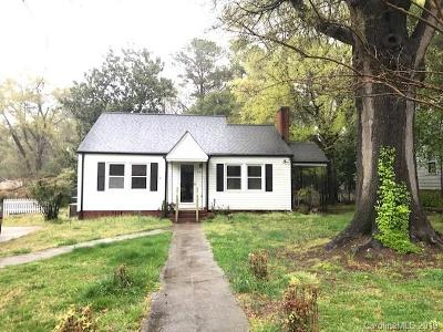 Single Family Home For Sale: 642 Forest Street NW