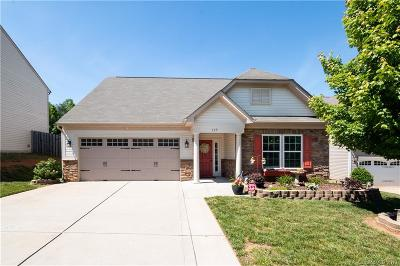 Mooresville Single Family Home For Sale: 155 Gilden Way