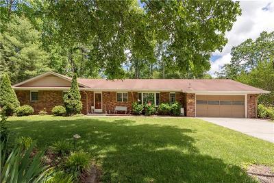 Etowah Single Family Home For Sale: 109 W Laurel Lane