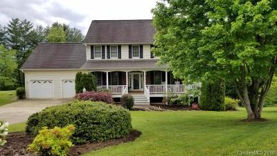 Weaverville Single Family Home For Sale: 224 Forest Knoll Court