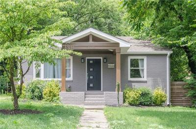 Charlotte Single Family Home For Sale: 1833 Union Street