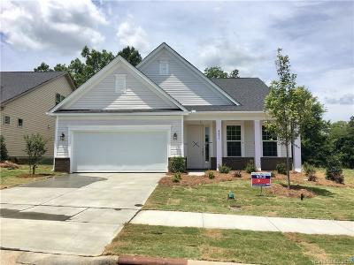 Cabarrus County Single Family Home Under Contract-Show: 4293 Hunton Dale Road NW #91