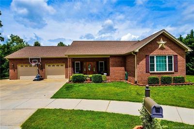 Lenoir Single Family Home For Sale: 406 Elias Court NE