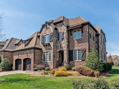 Single Family Home For Sale: 600 Belle Meade Court
