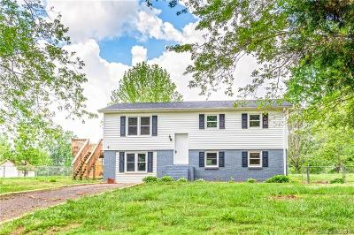 Statesville Single Family Home For Sale: 130 St Jill Circle
