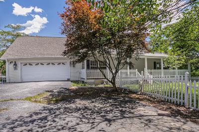 Hendersonville Single Family Home For Sale: 700 Orr's Camp Road