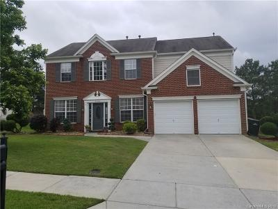 Waxhaw, Weddington Single Family Home For Sale: 8309 Cutters Spring Drive