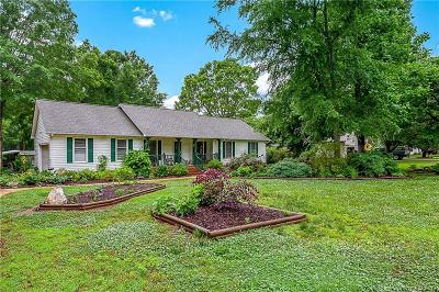 Indian Land Single Family Home For Sale: 8473 Vance Baker Road
