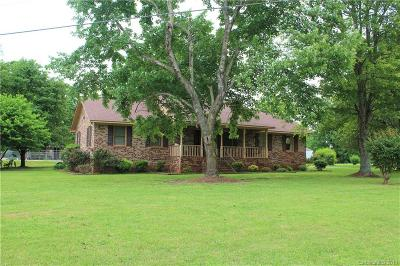 Monroe Single Family Home For Sale: 2501 Olive Branch Road