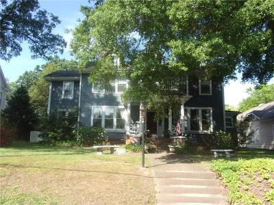 Concord Single Family Home For Sale: 242 S Union Street S