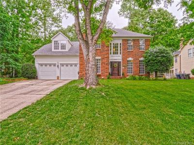 Huntersville Single Family Home Under Contract-Show: 15319 Great Glen Lane