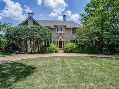 Charlotte Single Family Home For Sale: 1721 Queens Road