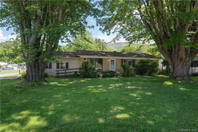 Waynesville Single Family Home Under Contract-Show: 14 Skyview Drive