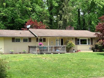 Brevard Single Family Home For Sale: 269 Allison Road
