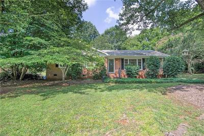 Starmount Single Family Home For Sale: 7524 Thorncliff Drive