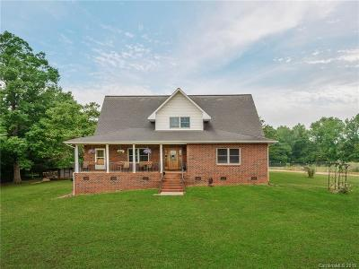 Single Family Home For Sale: 1540 Coddle Creek Highway