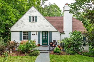 Asheville Single Family Home For Sale: 91 Griffing Boulevard