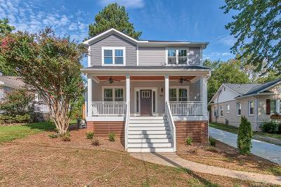 Charlotte Single Family Home For Sale: 3039 Florida Avenue
