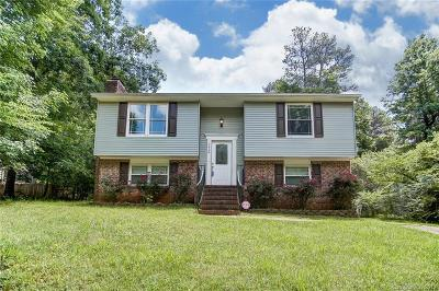 Charlotte Single Family Home For Auction: 3428 Piney Grove Road