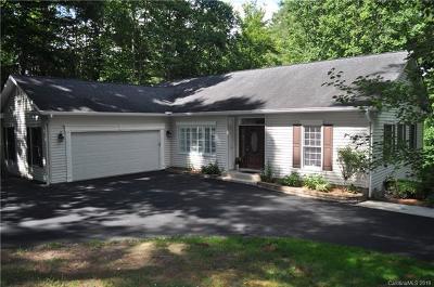 Hendersonville Single Family Home For Sale: 200 Thomas Road