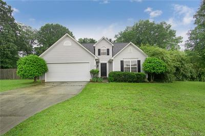 Cabarrus County Single Family Home Under Contract-Show: 2770 Thistle Brook Drive