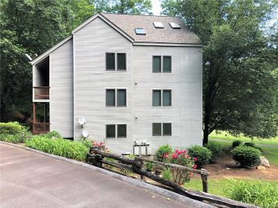 McDowell County Condo/Townhouse For Sale: 307 Blue Ridge Drive S #3
