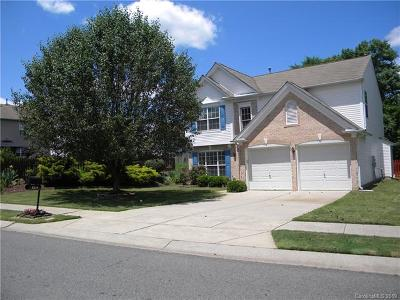Charlotte Single Family Home For Sale: 9310 Bellegarde Drive