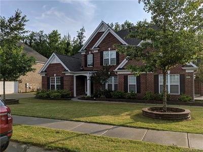 Waxhaw Single Family Home For Sale: 10600 Waxhaw Manor Drive