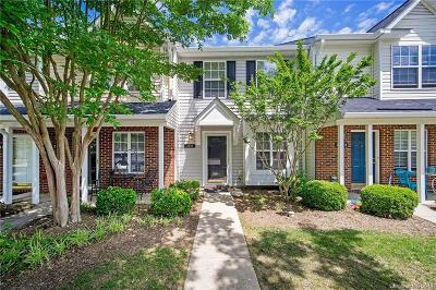 Charlotte Condo/Townhouse Under Contract-Show: 2838 Mayer House Court