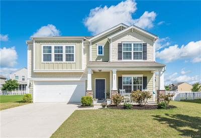 Indian Trail Single Family Home Under Contract-Show: 4021 Singletree Lane