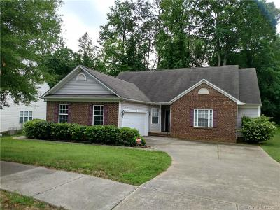 Kannapolis Single Family Home For Sale: 1251 Brecken Court
