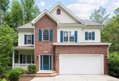 Cornelius Single Family Home For Sale: 8861 Magnolia Estates Drive